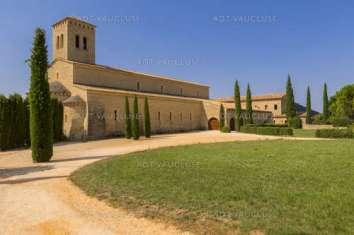 Monastère du Barroux